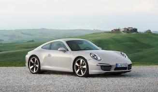 Porsche 911 50th Anniversary Edition|ポルシェ 911 50thアニバーサリーエディション