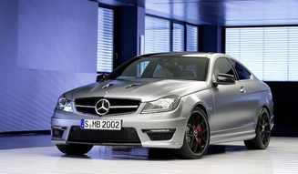 """Mercedes-Benz C 63 AMG """"Edition 507"""" メルセデス・ベンツ C 63 AMG """"エディション507"""""""