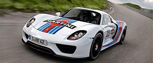 Porsche 918 Spyder|ポルシェ 918 スパイダー
