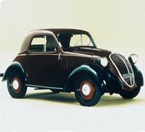 Fiat 500 Topolino|フィアット 500 トポリーノ