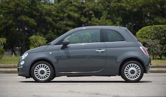 Fiat 500 TwinAir Lounge|フィアット 500 ツインエア ラウンジ