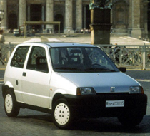 Fiat Cinquecento|フィアット チンクエチェント