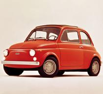 Fiat Nuova 500|フィアット ヌオーヴァ 500