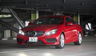 Mercedes-Benz E 350 Coupe|メルセデス・ベンツ E 350 クーペ