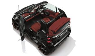 smart fortwo cabrio BRABUS Xclusive edition tailor made|スマート フォーツー カブリオ ブラバス エクスクルーシブ エディション テラー メイド