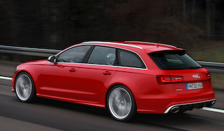 Audi RS 6 Avant|アウディ RS 6 アバント
