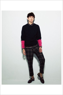uniform experiment|2013年秋冬コレクション 06