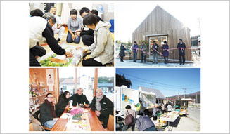 りくカフェ|成瀬・猪熊建築設計事務所 09
