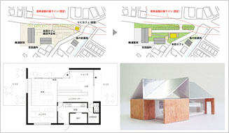 りくカフェ|成瀬・猪熊建築設計事務所 10