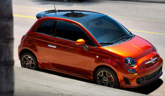 Fiat 500 Cattiva|フィアット チンクエチェント カティーバ