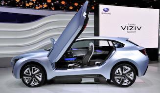 Subaru Viziv Concept|スバル ヴィジヴ コンセプト