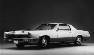 Cadillac Eldorado 1967|キャデラック エルドラド(1967年)