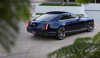Cadillac Elmiraj Concept|キャデラック エルミラージ コンセプト