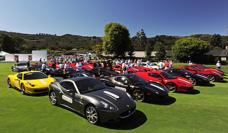 Ferrari at Pebble Beach 2013|フェラーリ