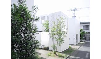 「西沢立衛 + nendo:森の屋根ときのこ」展 02