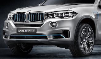 BMW Concept X5 eDrive|ビー・エム・ダブリュー コンセプト X5 eドライブ