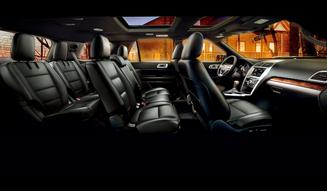 Ford Explorer LIMITED Eco Boost|フォード エクスプローラー リミテッド エコブースト