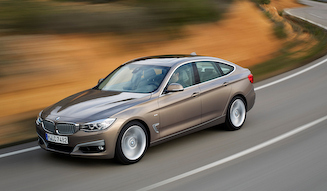 BMW 3 series GranTourismo|ビー・エム・ダブリュー 3シリーズ グランツーリスモ