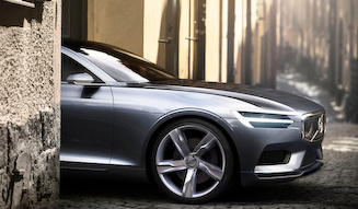 Volvo Concept Coupe ボルボ コンセプト クーペ