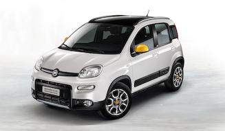 Fiat Panda 4x4 Antrartica|フィアット4x4 アンタクティカ