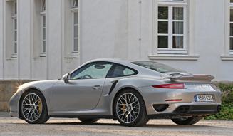 Porsche 911 Turbo S|ポルシェ 911 ターボ S