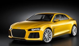 Audi Sport Quattro Concept|アウディ スポーツ クワトロ コンセプト