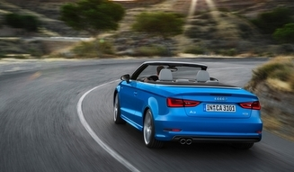 Audi A3 Cabriolet|アウディ A3 カブリオレ