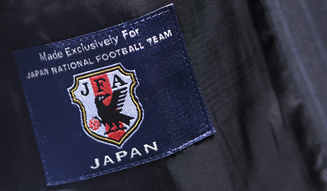 "dunhill|サッカー日本代表オフィシャルスーツ""勝負服""×シェフ・松嶋啓介 12"