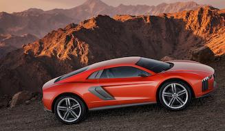 Audi Nanuk Quattro Concept|アウディ ナヌーク クワトロ コンセプト