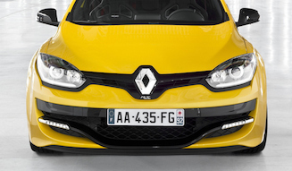 Renault Megane Renault Sport|ルノー メガーヌ ルノー スポール  13
