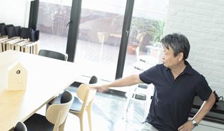 more trees|プロダクトデザイナー深澤直人氏にインタビュー 「鳩時計」新作登場 11
