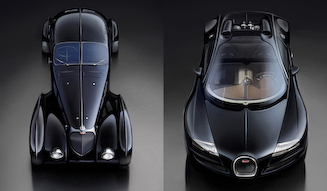 Bugatti Veyron 16.4 Gran Sport Vitesse