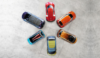 Renault Design Strategy|ルノー デザイン ストラテジーに基づくコンセプトカー6台