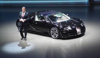 Bugatti Veyron 16.4 Gran Sport Vitesse Jean Bugatti edition ブガッティ ヴェイロン 16.4 グランスポーツ ジャン ブガッティ エディション
