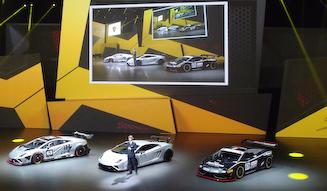 Lamborghini Gallardo LP 570-4 Squadra Corse & Gallardo GT3 FL2 ランボルギーニ ガヤルド LP 570-4 スクアドラ コルセ & ガヤルド GT3 FL2