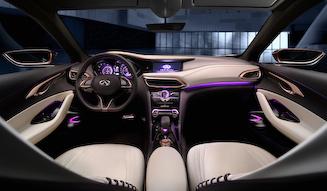 Infiniti Q30 Concept|インフィニティ Q30 コンセプト