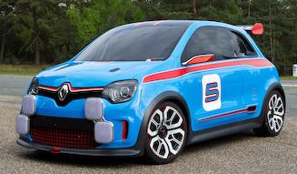Renault Twin'RUN Concept|ルノー トゥインラン コンセプト