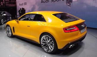 Audi Sport Quattro Concept アウディ スポーツ クワトロ コンセプト