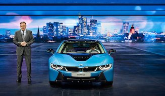 BMW i8|ビー・エム・ダブリュー i8