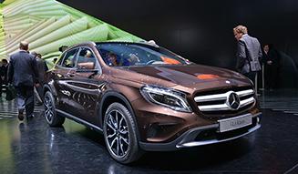 Mercedes-Benz GLA Class|メルセデス・ベンツ GLA クラス