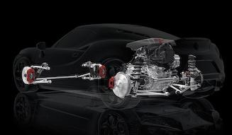 Alfa Romeo 4C|アルファロメオ 4C
