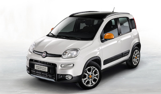 Fiat Panda 4x4 Antartica|フィアット パンダ4×4 アンターティカ