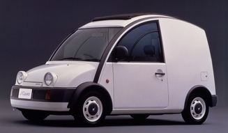 NISSAN S-Cargo|日産 エスカルゴ