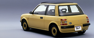 NISSAN Be-1|日産 Be-1