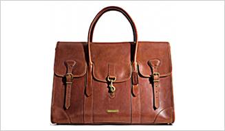 coach billy reid leather day bag