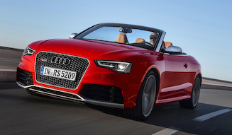 Audi RS5 Cabriolet|アウディ RS5 カブリオレ