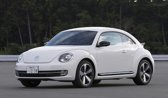 Volkswagen the Beetle Turbo|フォルクスワーゲン ザ ビートル ターボ