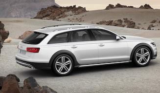 Audi A6 allroad quattro アウディ A6 オールロード クワトロ