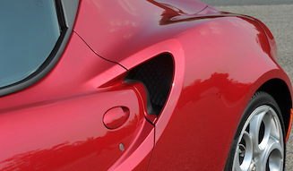 Alfa Romeo 4C アルファ ロメオ 4C