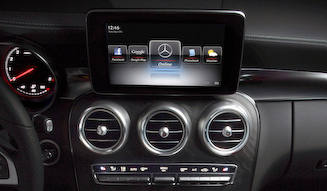 Mercedes-Benz C-Class (W205)|メルセデス・ベンツ Cクラス(W205)